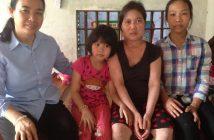 Mẹ Con Chị Thơm yếu bệnh, chồng ung thư chết