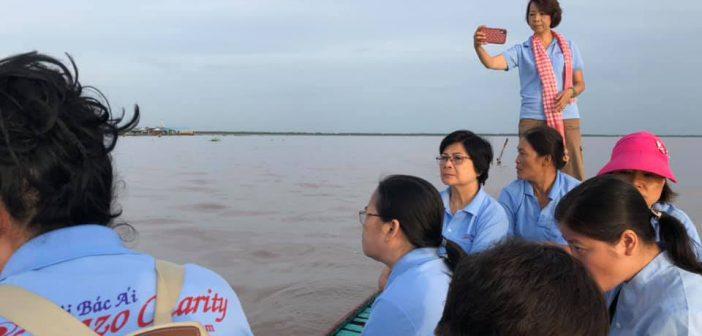 Đời Nghèo Trên Biển Hồ Campuchia